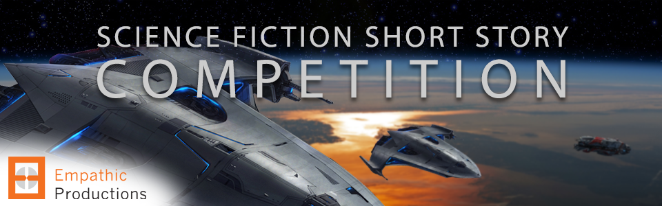 OUR SCI-FI STORY COMPETITION HAS BEEN CANCELLED